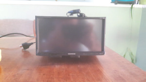 Kenwood Touch Screen DVD player with Bluetooth