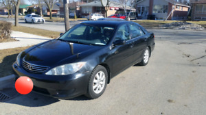 2006 Toyota Camry le 4 cylinders