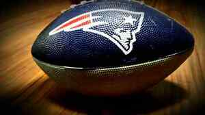 PATRIOTS FOOT BALL FOR SALE!