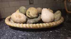 Tuscany Fruit Basket Made with clay Cambridge Kitchener Area image 3