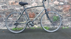 CLAUD BUTTLER. FULLY WORKING ADULT BIKE NO RUSTY FREE DELIVERY FULLY