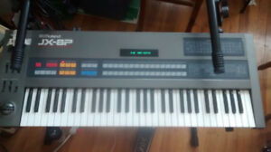 Roland JX-8P 6 Voice Analog Synth