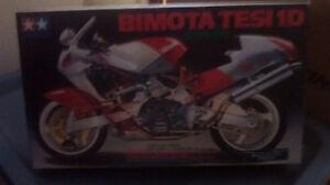 BIMOTA MOTORCYCLE MODEL KIT
