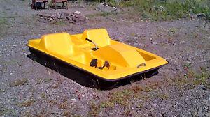 Pelican Paddle Boat