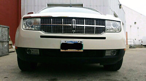 Reduced Lincoln mkx 2007