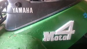 Yamaha, 4 wheeler, atv