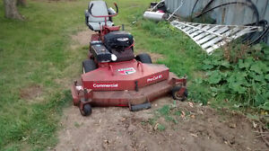 ** Ferris Zero Turn Riding Lawnmower 61 inch Commercial