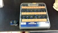 26 router bits