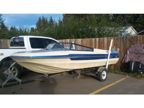 Used 1987 Glastron Inc Ski Boat
