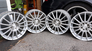 Mags 17 4x100 universel