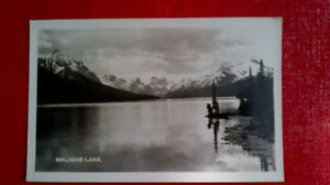 Postcards by J.A. Weiss - Jasper National Park Kitchener / Waterloo Kitchener Area image 4