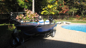 Fishing boat Doral 14' Just take and go fishing