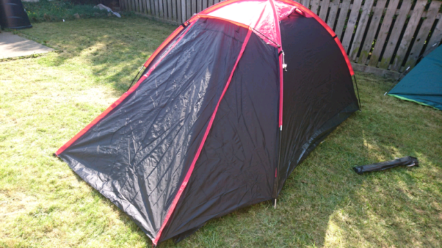 Pro Action 4 Man Dome Tent | in Sale, Manchester | Gumtree