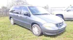 1999 ford windstar 4 sale