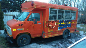 1985 Chevy Short Bus