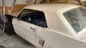 1966 mustang coupe. All original.