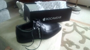 Brand new dress shoes men size 8 Kitchener / Waterloo Kitchener Area image 1