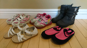 Girl's shoes size 7