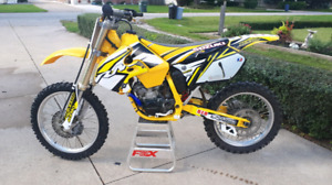 1999 rm 250 brand new fully restored