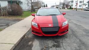 Voiture Hybride Honda Cr-z