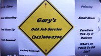 Gary's Odd Job Service/Pitmasters BBQ Cleaning and Repair