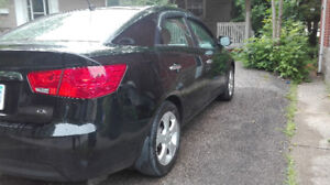 Kia Forte EX Sedan 2010 Good Condition