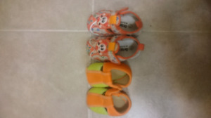 Toddler boy shoes Size 3 and 4