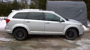 2012 Dodge Journey R/T Minivan, Van