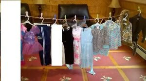 Girls Clothes Size 4 (Prices listed in ad)