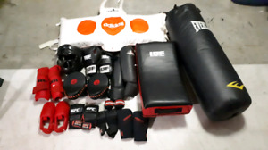 Bunch of MMA gear best offer