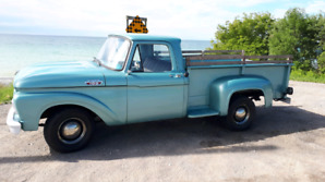 1963 Ford F100 Flare side long bed