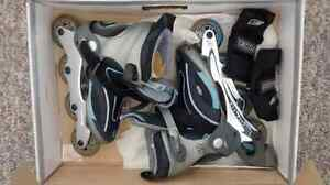 Women's Roller Blades, Make K2's, Size 7 West Island Greater Montréal image 1