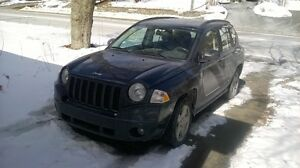 URGENT 2008 Jeep Compass north 4dr 4wd SUV, Crossover