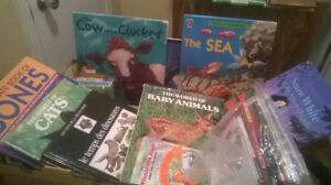 BOOKS FOR KIDS FROM 1 $ TO 3$