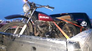 1977 suzuki ts250 2 stroke