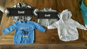 3-6 month clothing- lot 2
