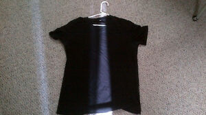 Mens Lululemon t-shirt black sz large