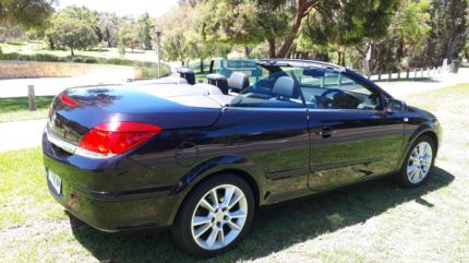 2009 Holden Astra TwinTop Convertible  Price reduced  Joondalup Joondalup Area Preview