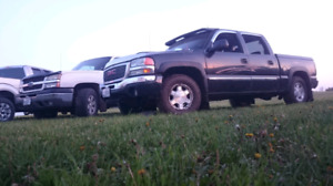 2004 gmc Sierra slt leather