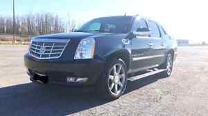 2008 Cadillac Escalade EXT AWD/NAVI/SUNROOF/LEATHER/VERY LOW KMS