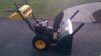 "Yard-Man 10.5HP/30"" Snowblower"