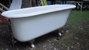 Claw foot tub for sale