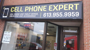 Cellphone Repair and Accessories Shop for Sale