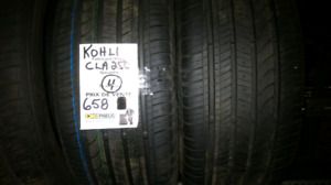 2 new summer tires  225/45 R17 never used for $180