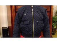 3-4 years boys Navy bomber jacket from BENCH
