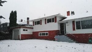 Upper Deer lake house with mountain view  - South Burnaby