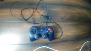 Logitech wired pc gamepad