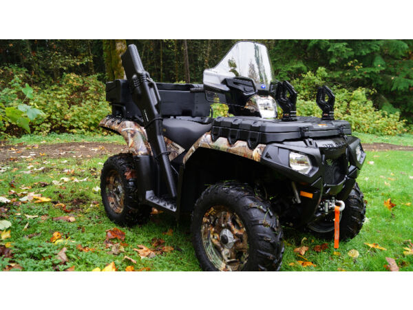 Used 2011 Polaris SPORTSMAN 550 XP BROWNING EDITION