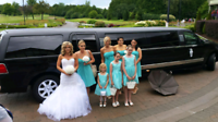 Four points Amazing Stretch limousine service limo Rentals