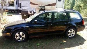 Volkswagon Jetta Wagon Diesel